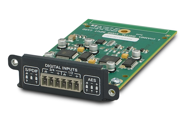 4 Channel Digital In Card